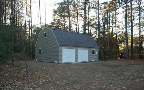 30x30 Garage from barn plans