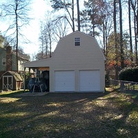 24x32 Garage in Newport News