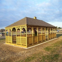 40x60 Gazebo in Suffolk