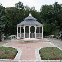 Gazebo in Poquoson