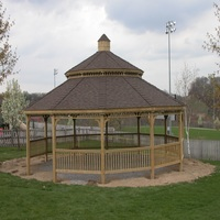 60x30 Gazebo in Chesapeake