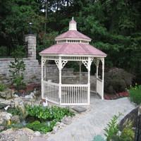 15x20 Gazebo in Hampton